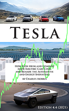 Click here to buy my new Tesla Motors book on Amazon.